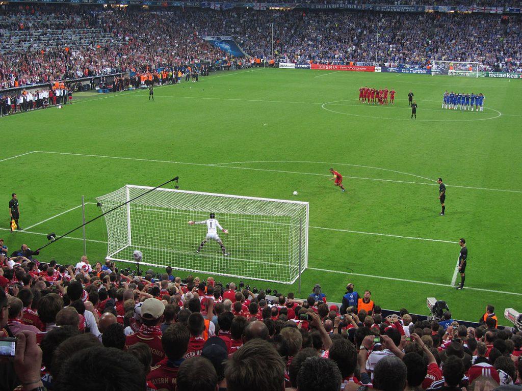 Tanda de Penalti