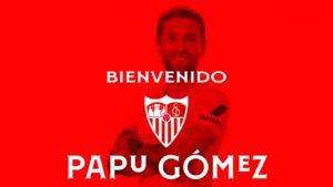 El Pau Gómez en Sevilla