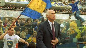 Carlos Bianchi en el Boca Juniors