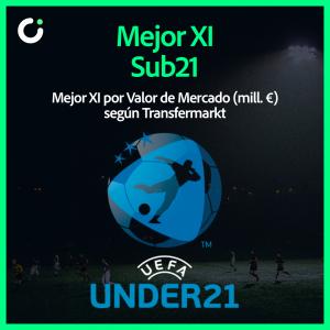 Once más valioso Sub21